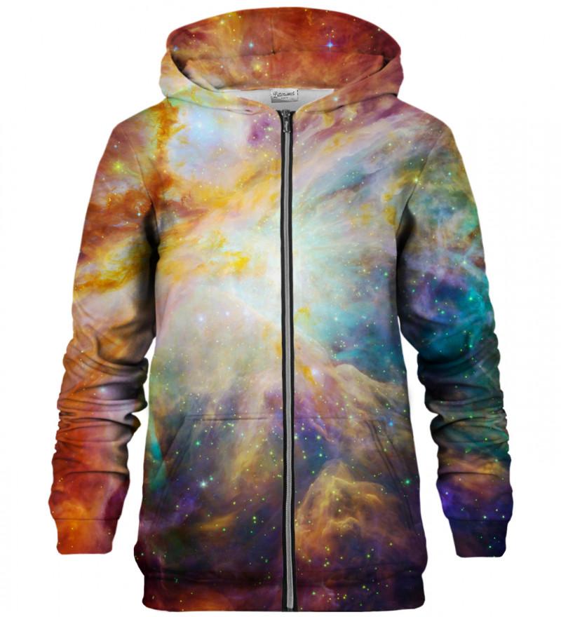 Galaxy Nebula zip up hoodie