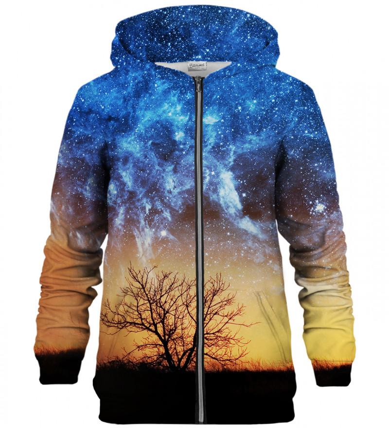 Safari zip up hoodie