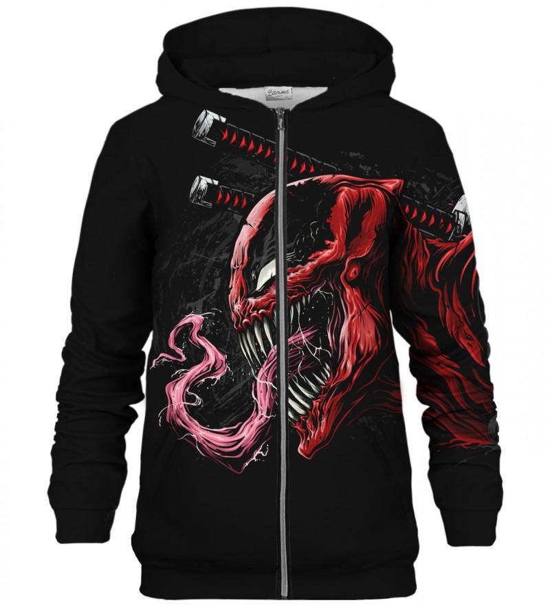 VenomPool zip up hoodie