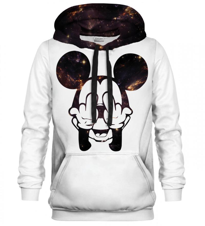 Rebel Diamond White hoodie