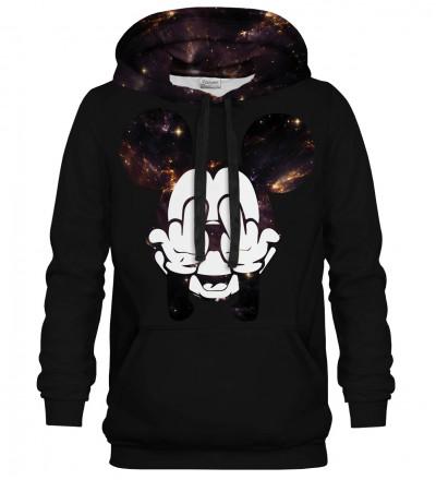 Rebel Diamond Black hoodie