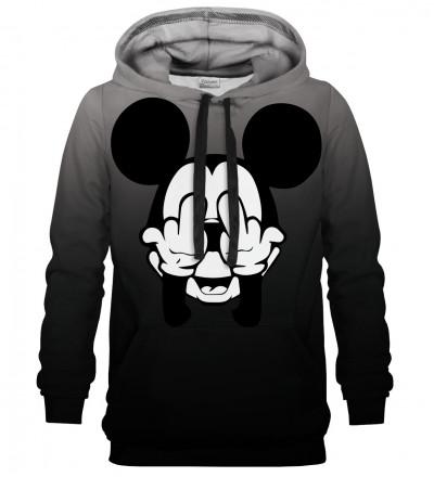 Rebel Grey Gradient hoodie