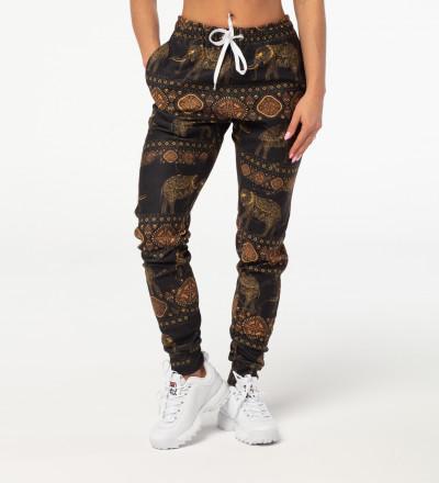 Golden Elephants womens pants