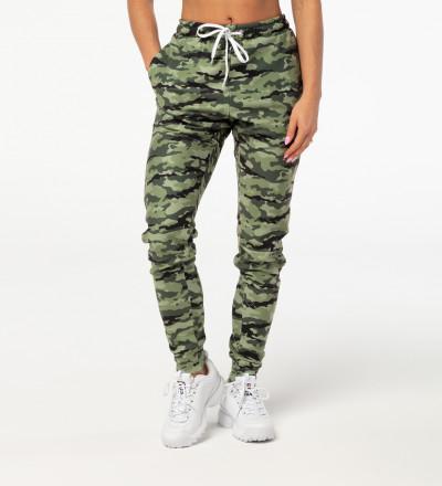 Camo womens pants
