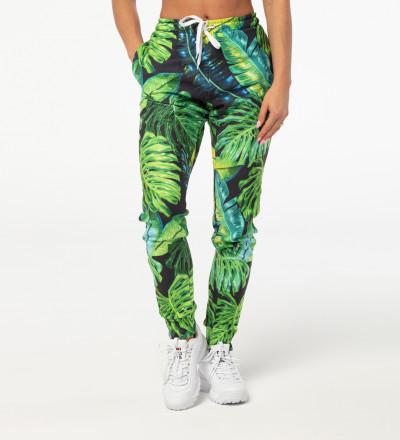Spodnie dresowe damskie Tropical