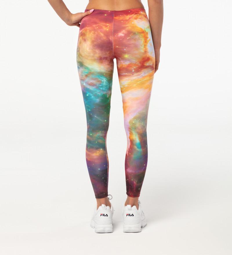 Galaxy Nebula leggings