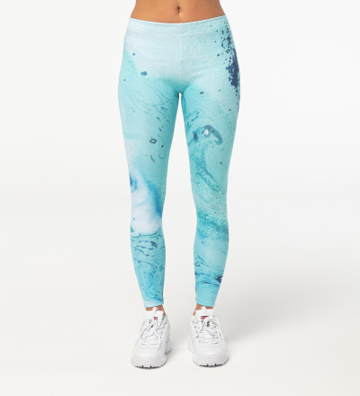 Melting leggings