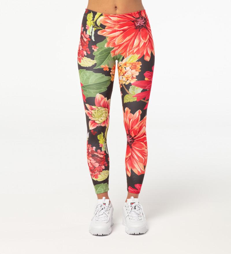 Beautiful Garden leggings
