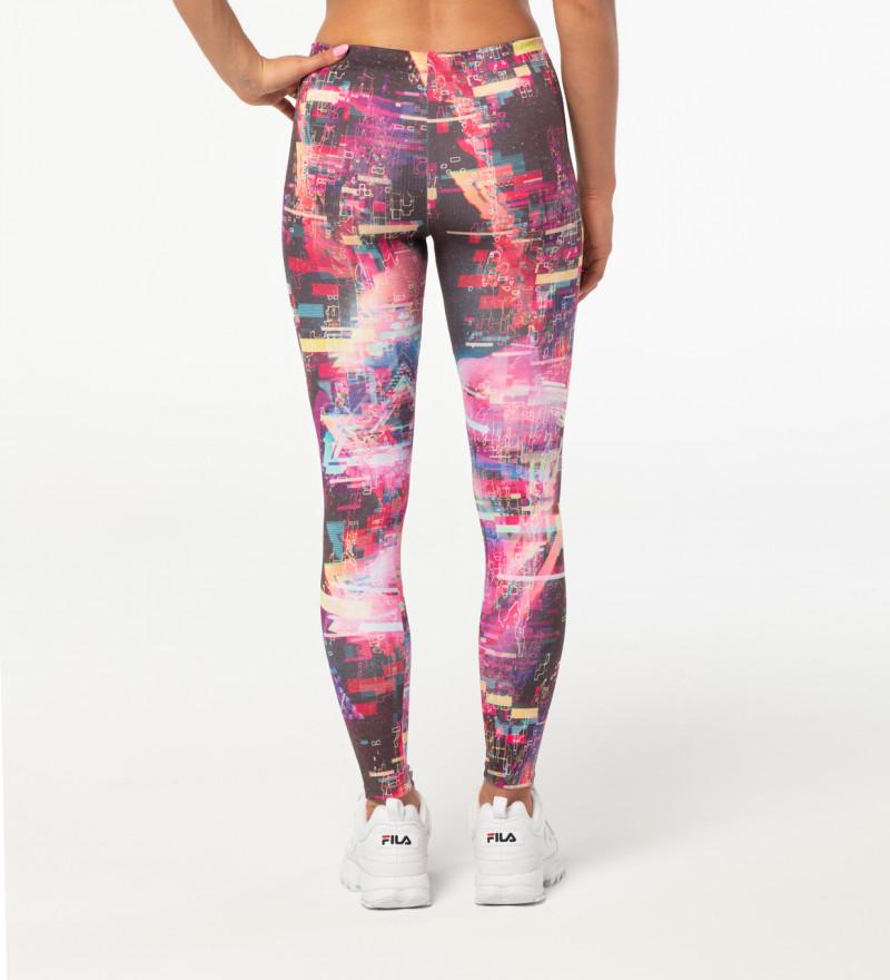 Total Glitch leggings