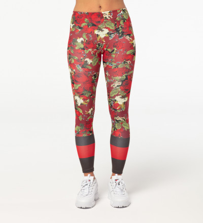 Roses leggings