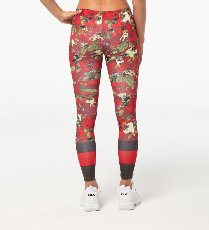 Roses leggings