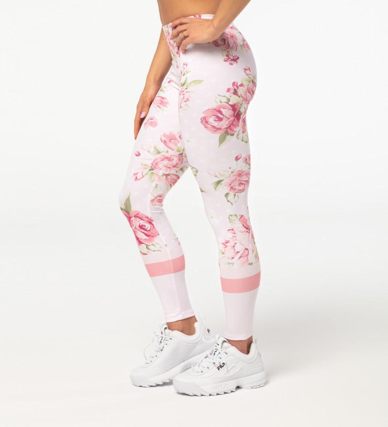 Pink Love leggings