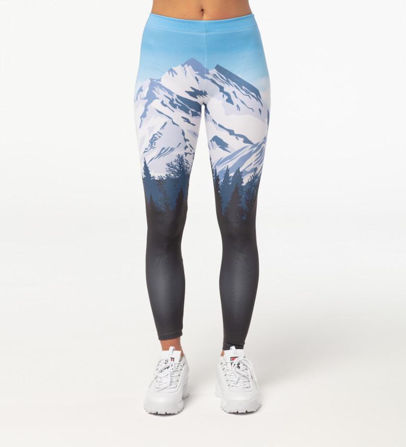 Mountains leggings