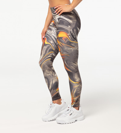 Legginsy Golden Marble