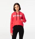 Bittersweet cropped hoodie