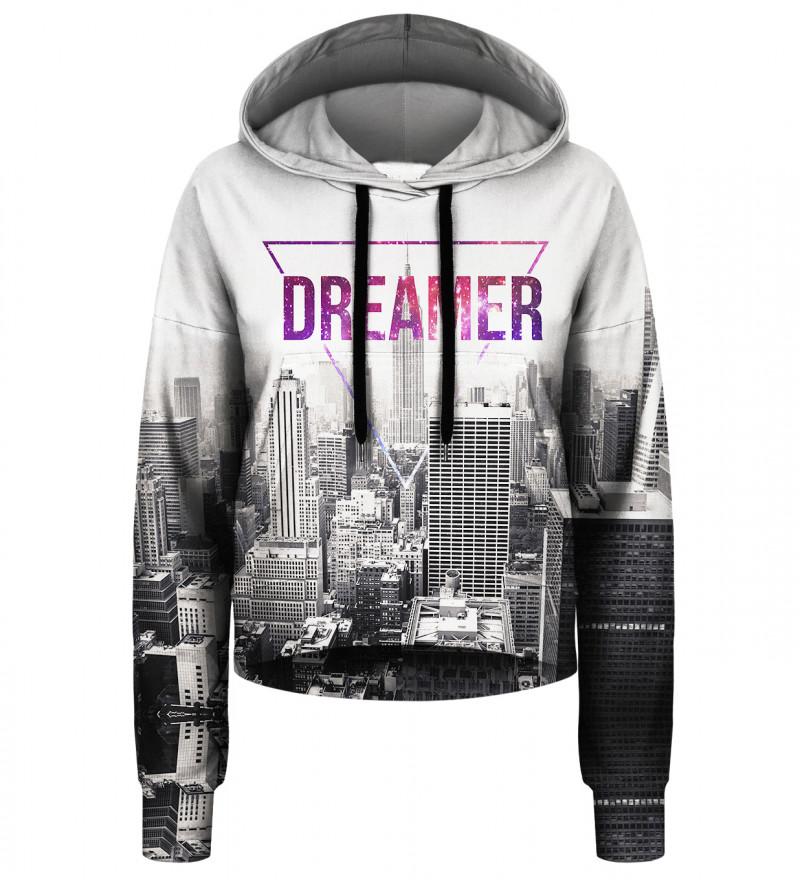 Dreamer cropped hoodie