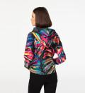 Full of Colors cropped hoodie