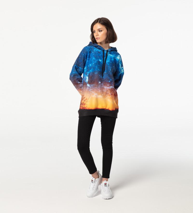 Safari oversized hoodie