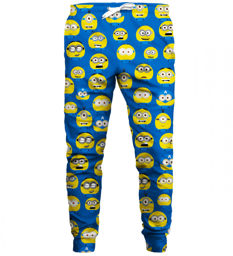 Minoemoji Blue pants