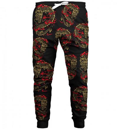 Red Dragon pants
