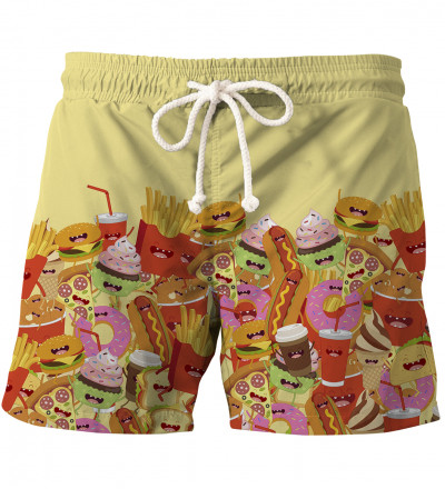 Make them happy swim shorts