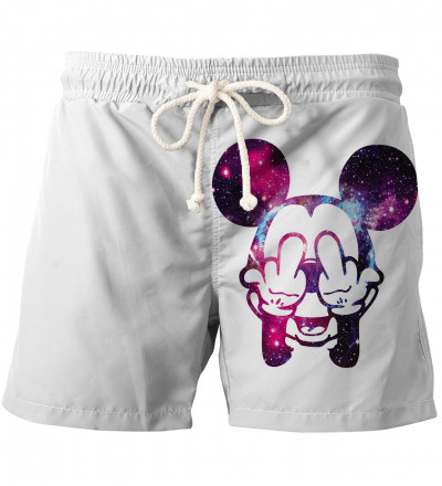 Rebel swim shorts