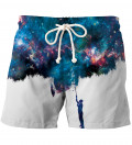 Another Painting swim shorts