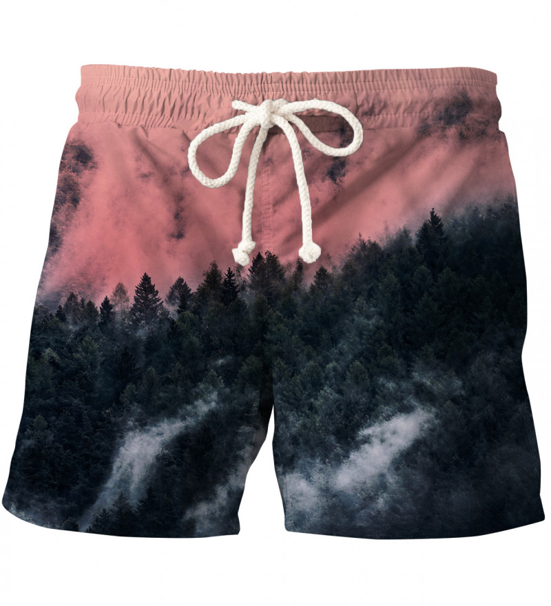 Mighty Forest swim shorts