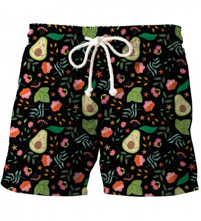 Szorty kąpielowe Sweet Avocado