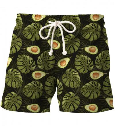Szorty kąpielowe Tropical Avocado