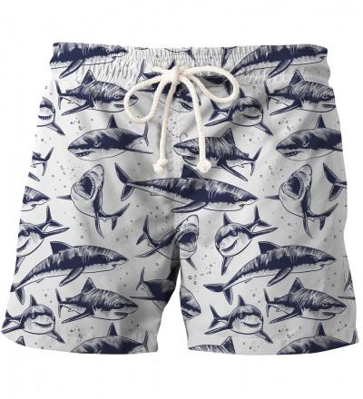 Szorty kąpielowe Sharknado