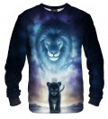King's Path bluse med tryk
