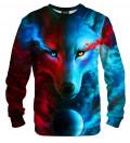 Dark & Light Meet sweatshirt, design by Jonas Jödicke - Jojoes Art