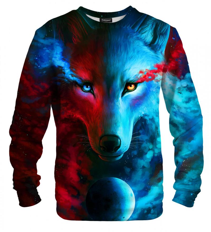 Dark & Light Meet sweatshirt