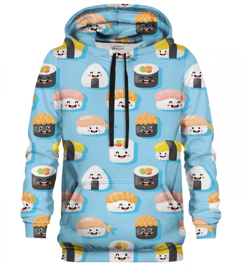 Happy Sushi hoodie