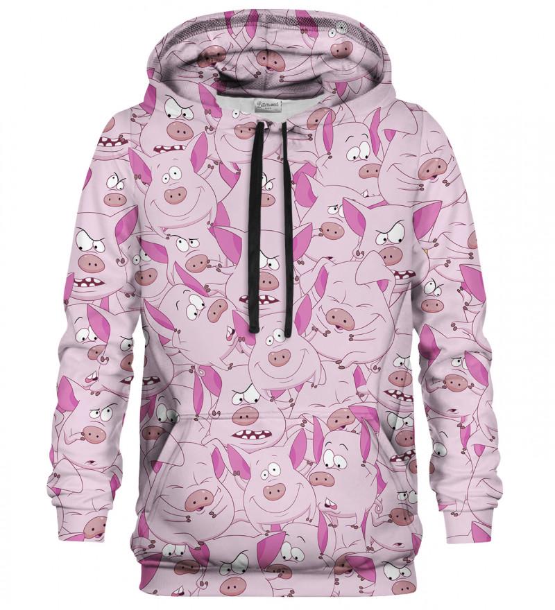 Piggy hoodie