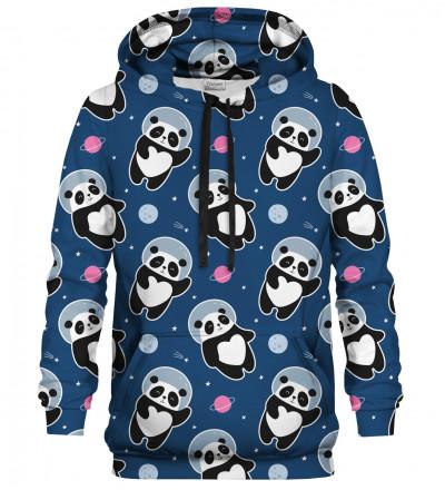 Astronaut Panda hoodie