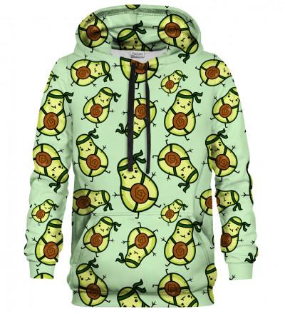 Avocado Ninja hoodie