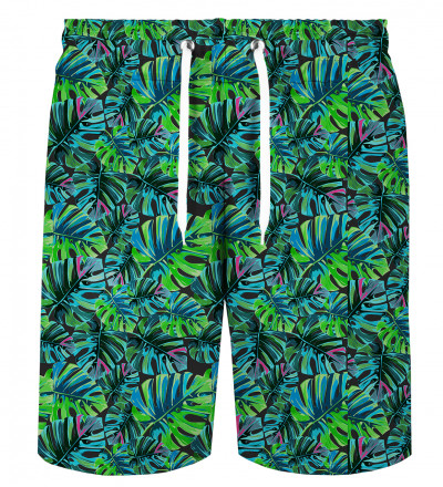 Tropical Colors shorts