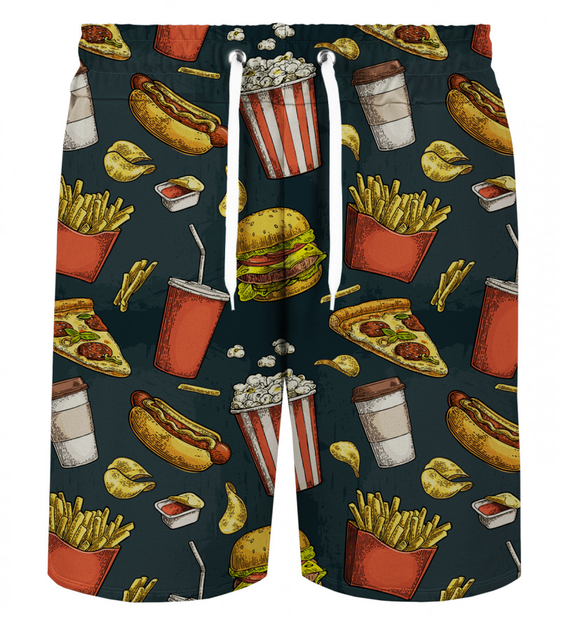 Fast Food shorts