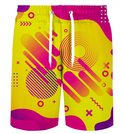 Tic Tac Toe shorts