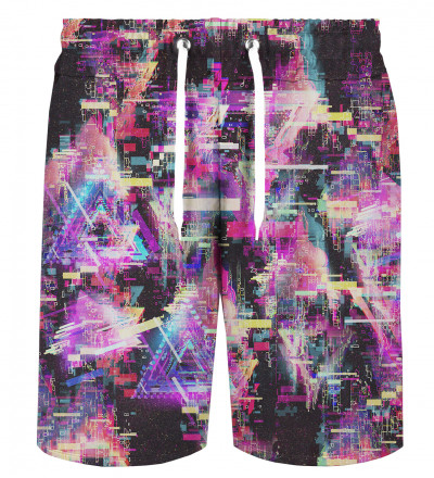 Total Glitch shorts