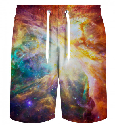 Galaxy Nebula shorts