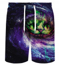 Magic Cat shorts