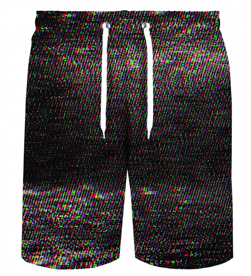 Technocat shorts
