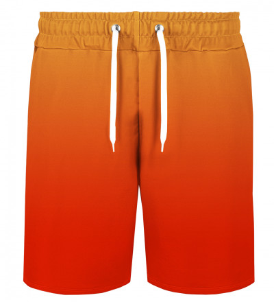 Orange Gradient shorts