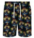 Colorsoul Pattern bomuldsshorts