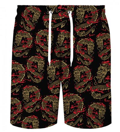 Red Dragon shorts