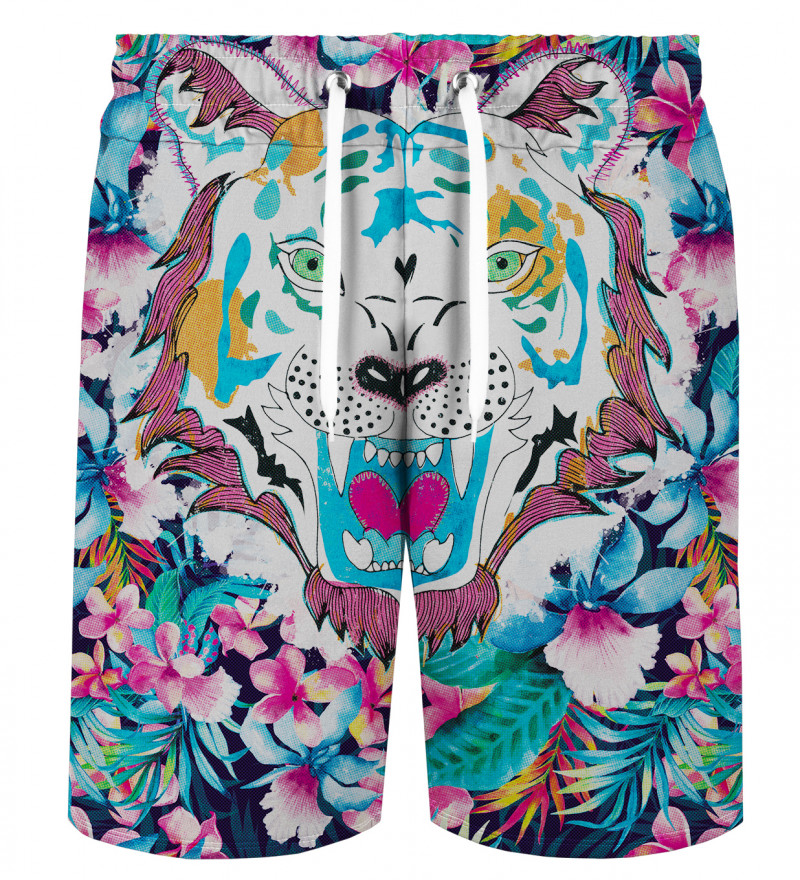 Flower Tiger shorts