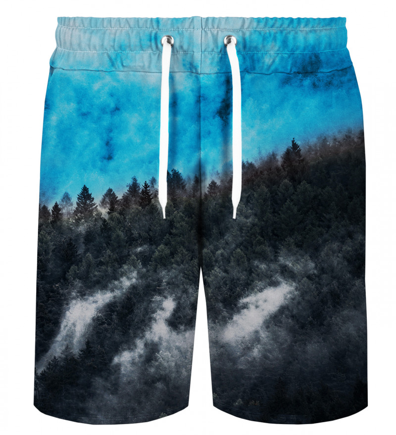 Mighty Forest Blue shorts